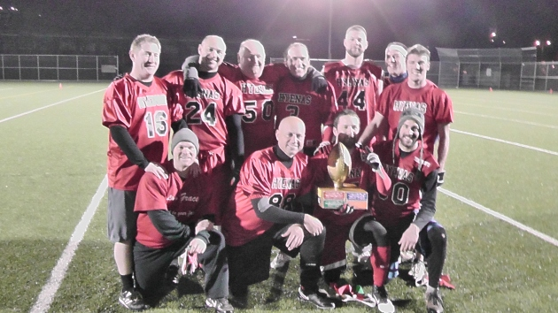 2011 Pac West Champion Hyenas