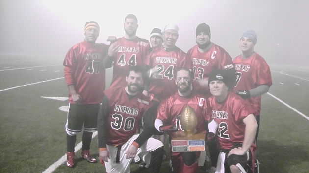 2012 Pac West Champion Hyenas